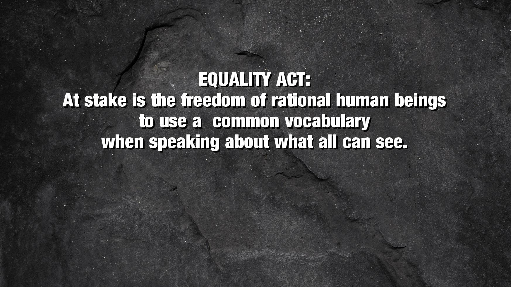 H.R. 5 Equality Act