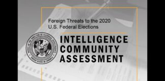 Foreign Threats to the 2020 U.S. Federal Elections