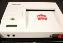 AccuVote Optical Scanning Machines