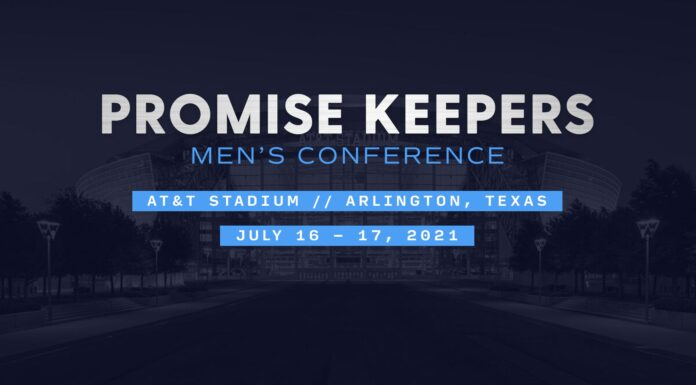 Promise Keepers Men's Conference July 2021