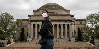 Columbia University in Manhattan, New York City