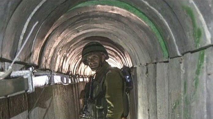 Inside Gaza Terror Tunnel