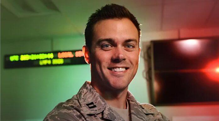Lt Col. Matthew Lohmeier
