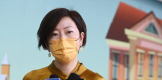Sarah Liang, a reporter for the Hong Kong edition of The Epoch Times