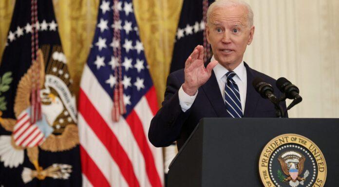 Biden Budget Speech