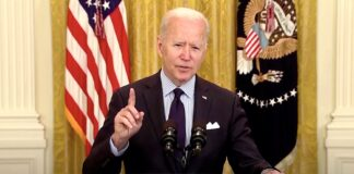 President Joe Biden on Jobs Report
