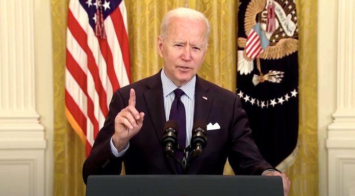 President Joe Biden on Jobs Report