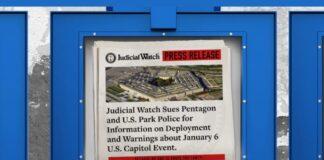 Judicial Watch Sues Pentagon
