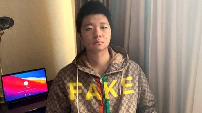 Wang Jingyu Chinese Dissident