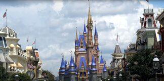 Cinderella Castle at Magic Kingdom Orlando Florida