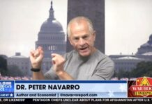 Peter Navarro on War Room
