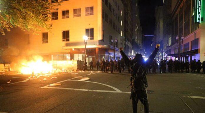 Portland riots – The Oregonian