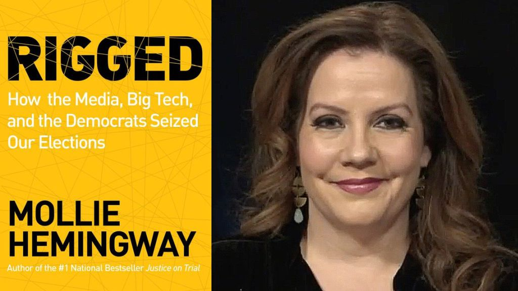 Rigged By Mollie Hemingway