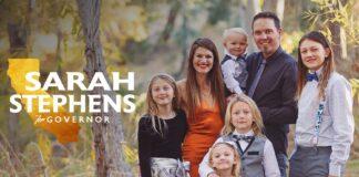Sarah Stevens For Governor of California