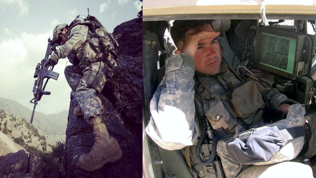 Sean Parnell Army 10th Mountain Division
