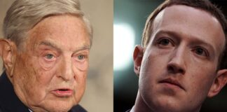 Soros and Zuckerberg
