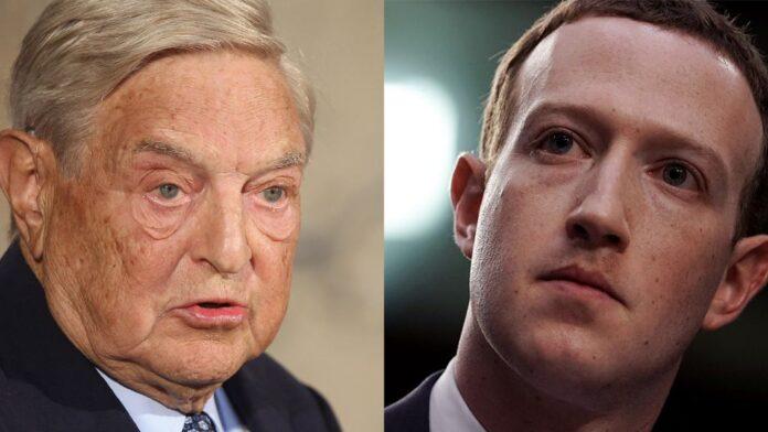 Soros and Zuckerberg