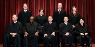 United States Supreme Court Justices 2021
