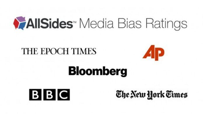 AllSides Media Bias Ratings