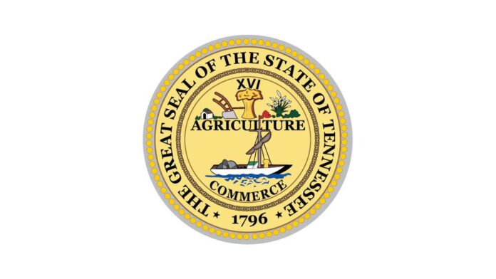Great Seal of the State of Tennessee