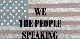 We The People Speaking