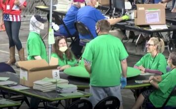 Arizona Election Audit Live Counting
