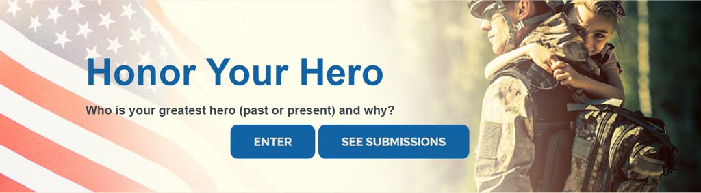 Honor Your Hero on the Epoch Times