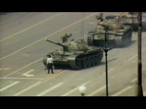 Tank Man: Tiananmen Square Massacre