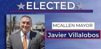McAllen Mayor Javier Villalobos