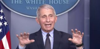 Dr. Fauci speaks at press briefing on Biden's 2nd day