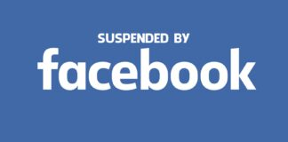 Suspended By Facebook