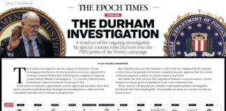 The Durham Investigation