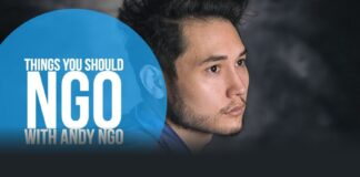 Things You Should NGO with Andy Gno