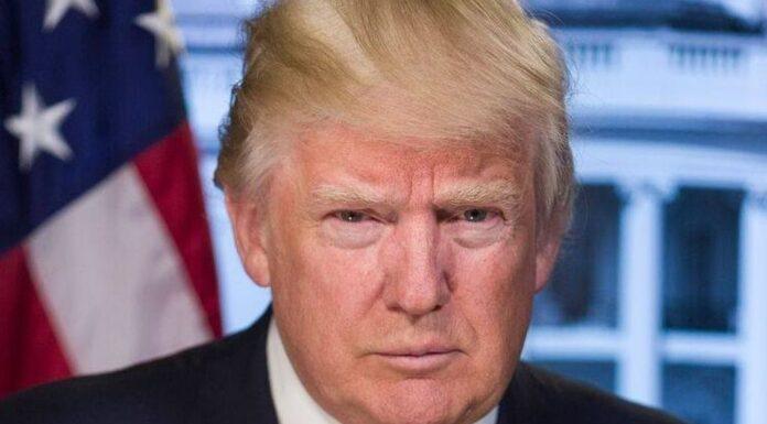 President Donald Trump Facebook Image