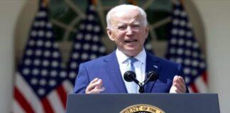 President Joe Biden announces executive orders on gun control