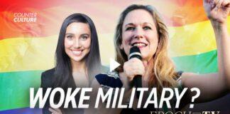Counter Culture Woke Military