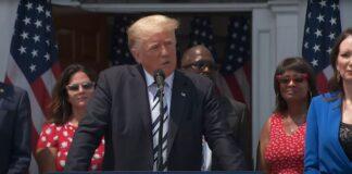 Donald Trump Announces Social Media Lawsuit