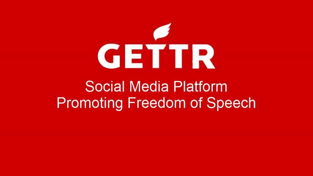 GETTR Social Media Platform