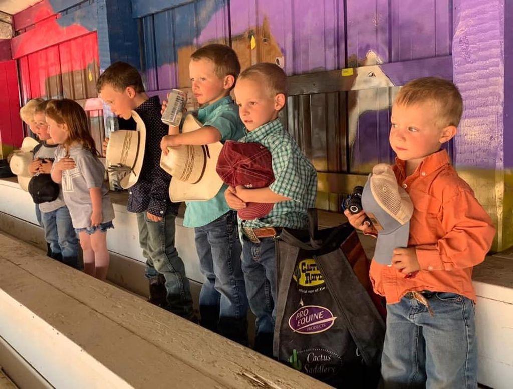 Kids Loving America