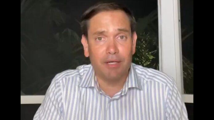 Marco Rubio on Cuba Protests