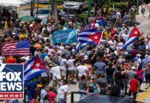 Cuban Peaceful Protest