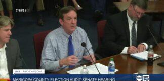 Maricopa County Election Audit Senate Hearing