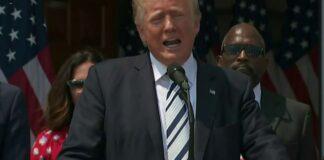 Donald Trump Presser on Lawsuits Against Social Media