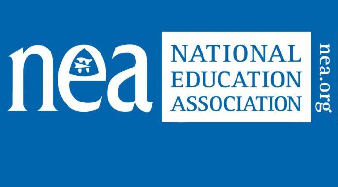 National Education Association Logo