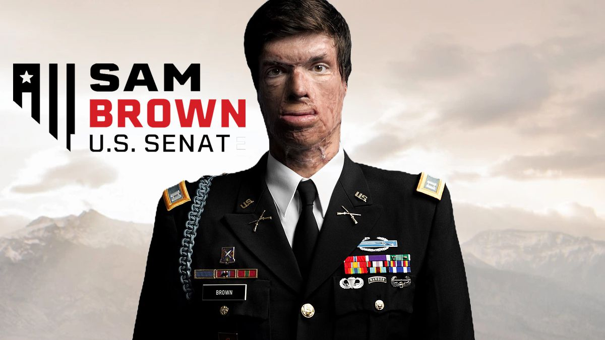 Sam Brown for U.S. Senate