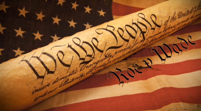 The Constitution and Roe v Wade