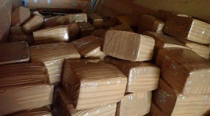 2.8 Tons of Meth, Fentanyl Seized in California