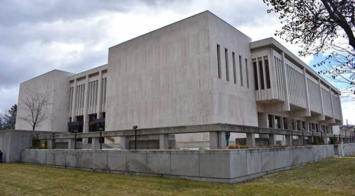 Idaho State Supreme Court building Boise