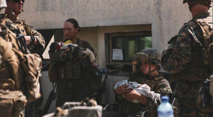 Marine Corp Sgt.Nicole L. Gee