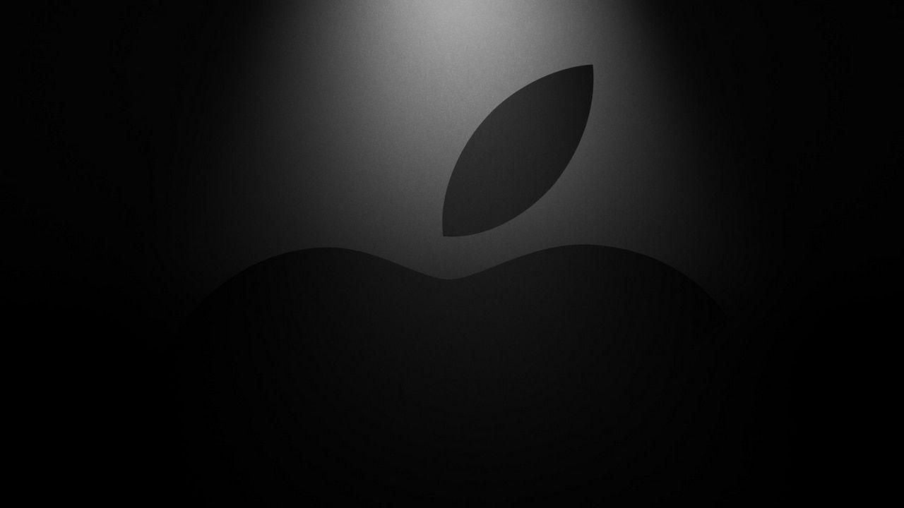 Apple Black Logo